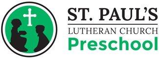 St. Paul's Lutheran Church Preschool Logo